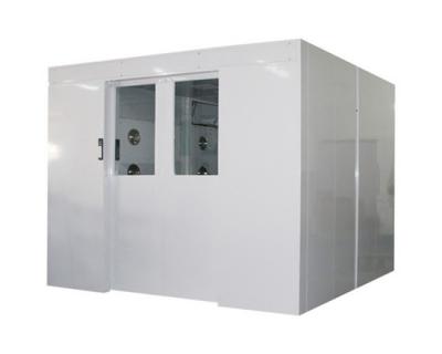 自动平移门货淋室