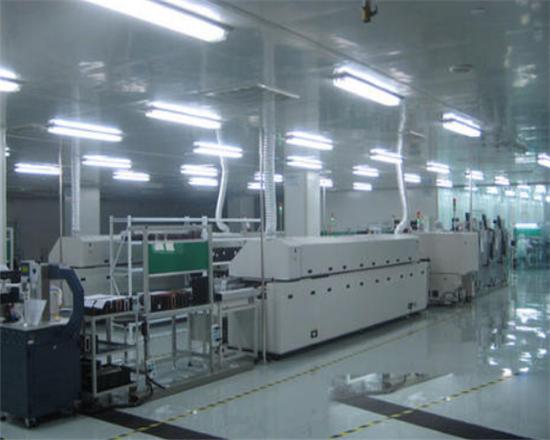 光电实验室净化工程